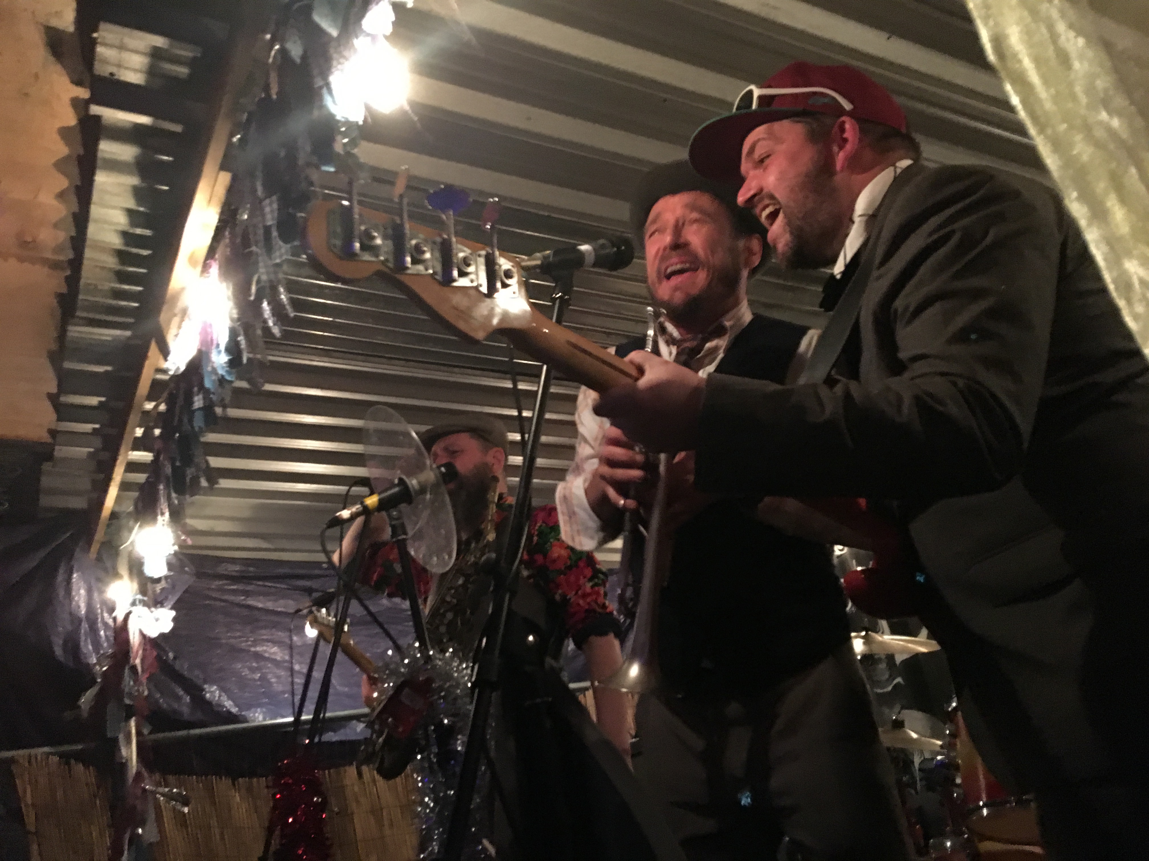 Baghdaddies at the Old Abbey Taphouse