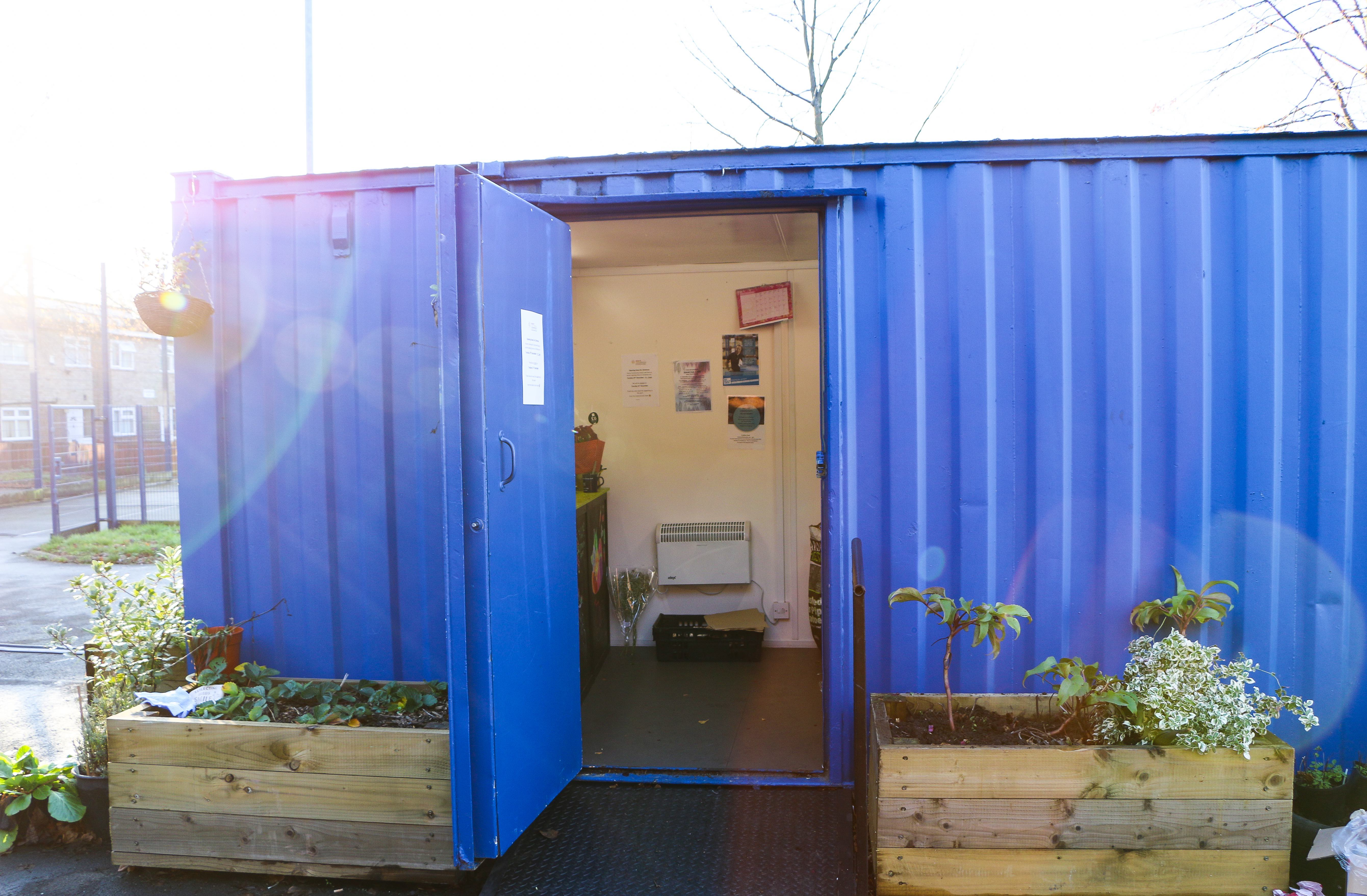 Hulme Grocer Container