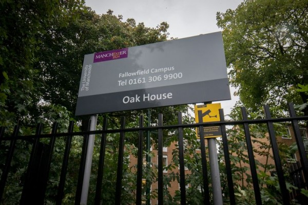 University of Manchester accommodation in Fallowfield