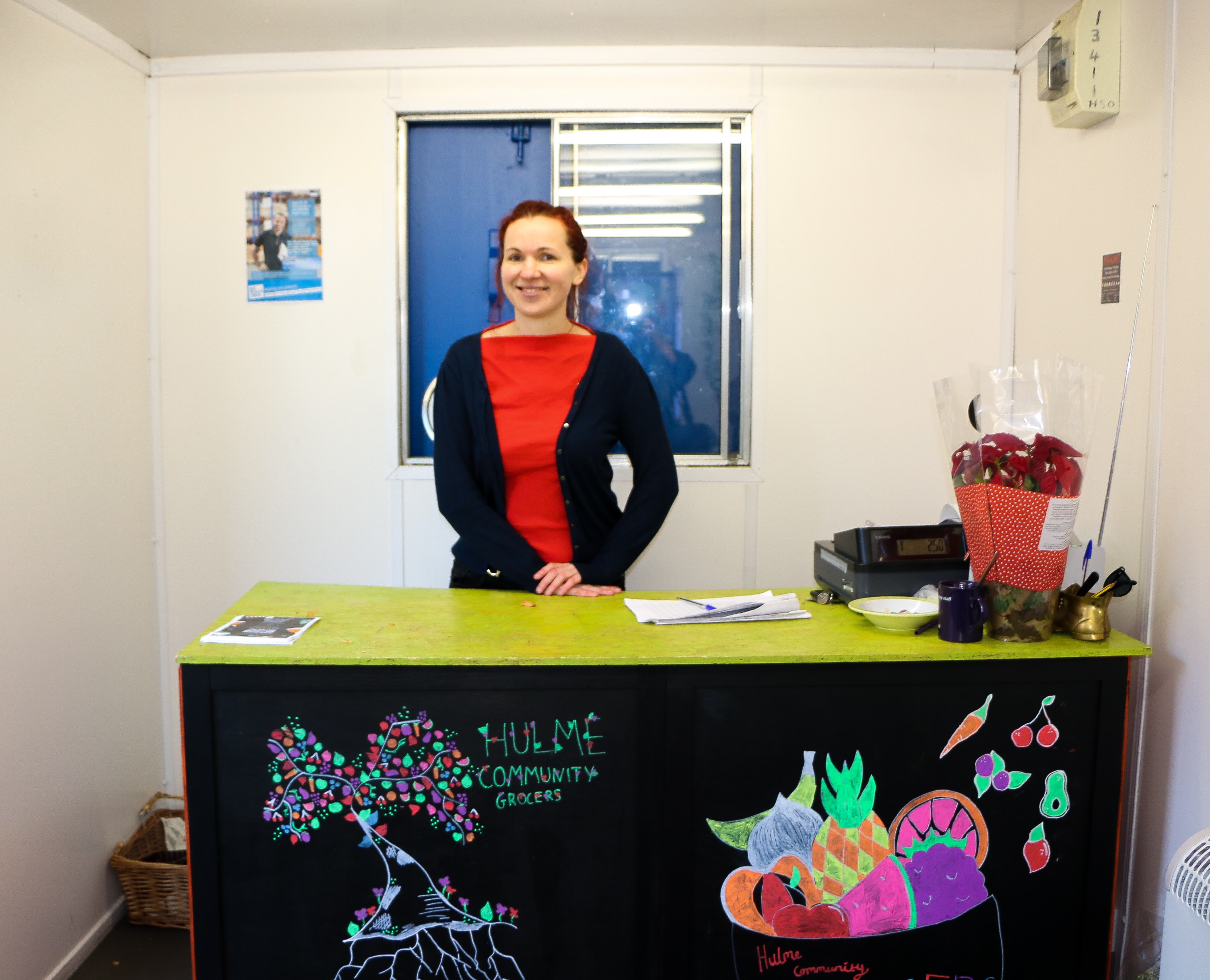 Hulme Community grocer project coordinator