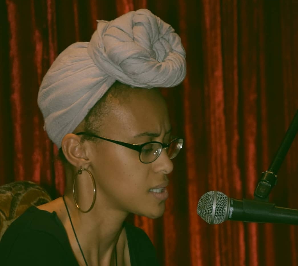 Above is the lovely Alice Spencer specialist in culture poetry