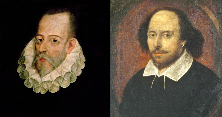 cervantes, shakespeare, MMU, humanities in public